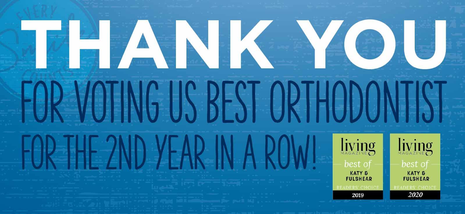 best orthodontist katy