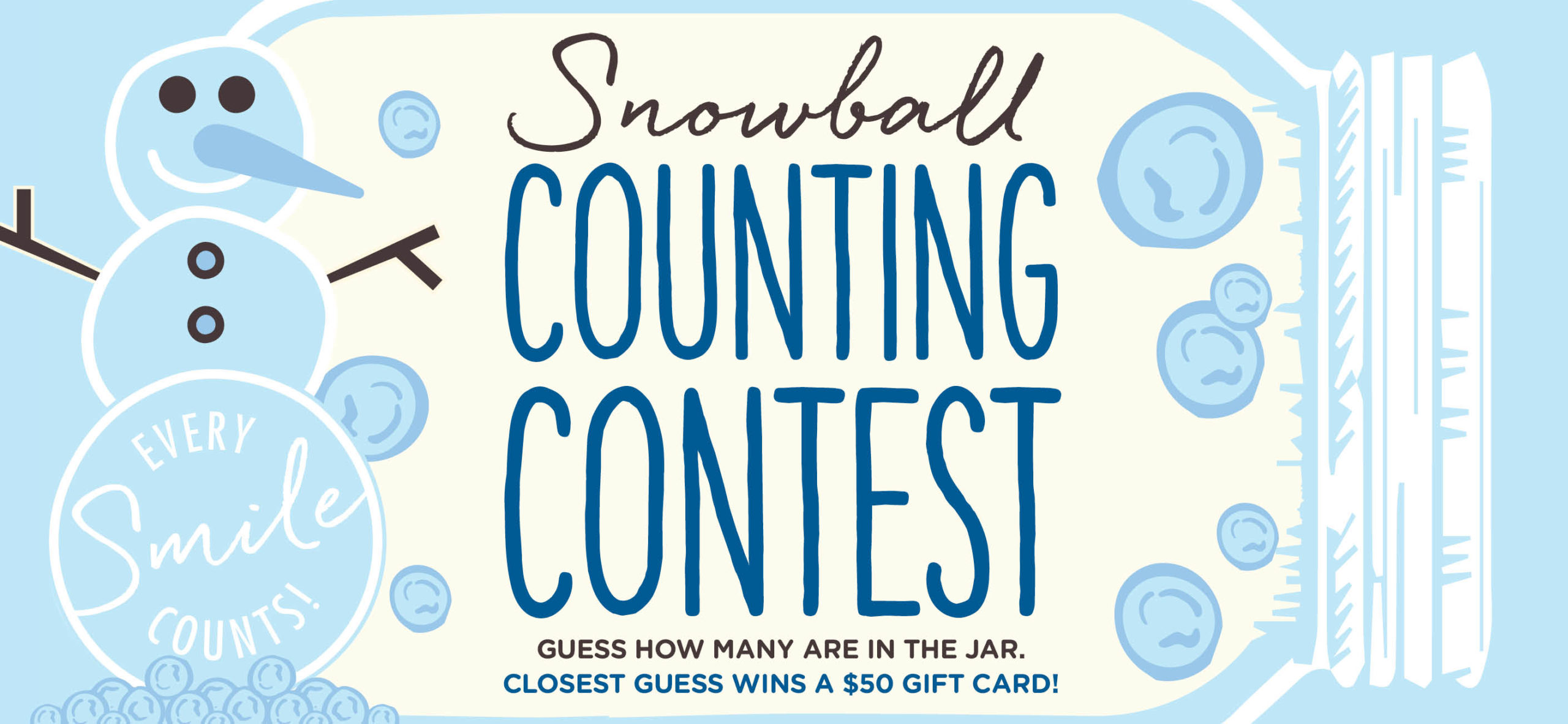 January snowball contest