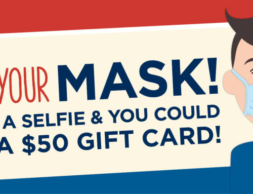 Summer Contest: Show Us Your Mask!