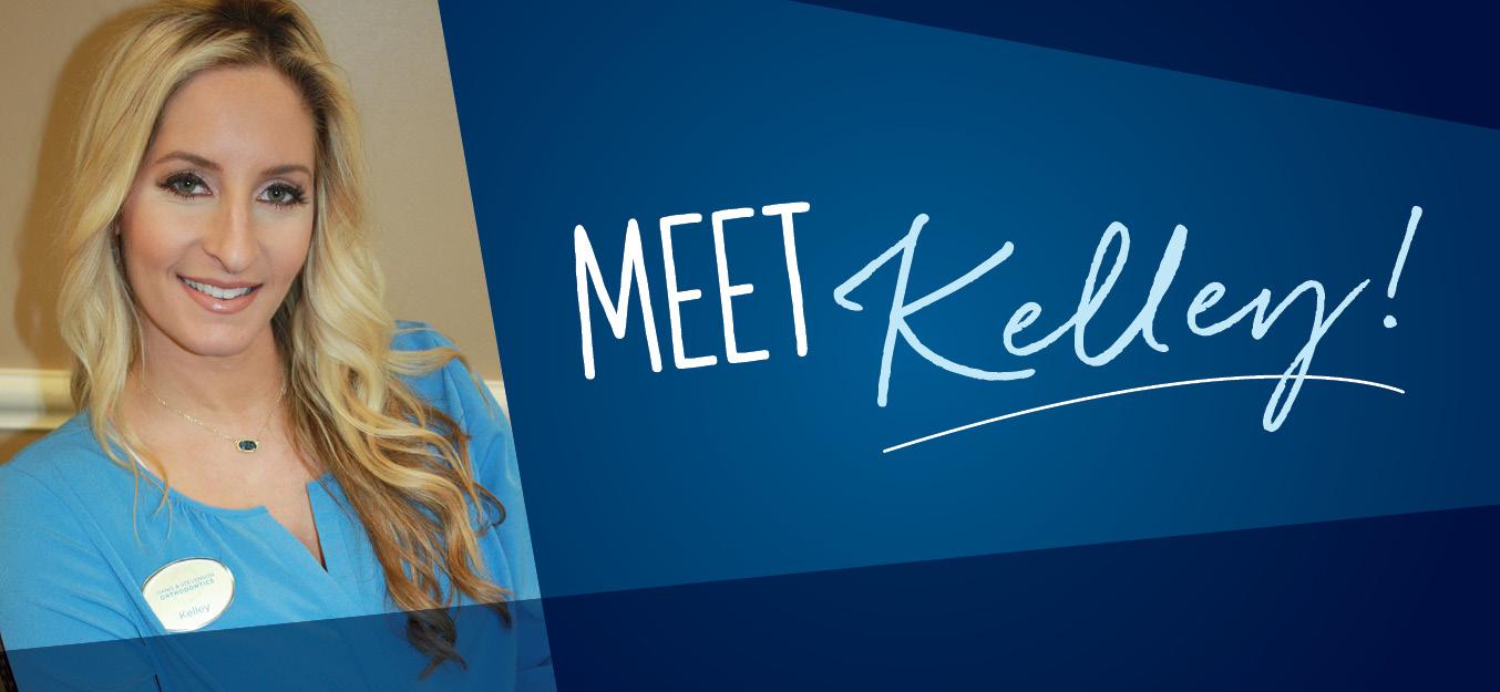 Meet Kelley!