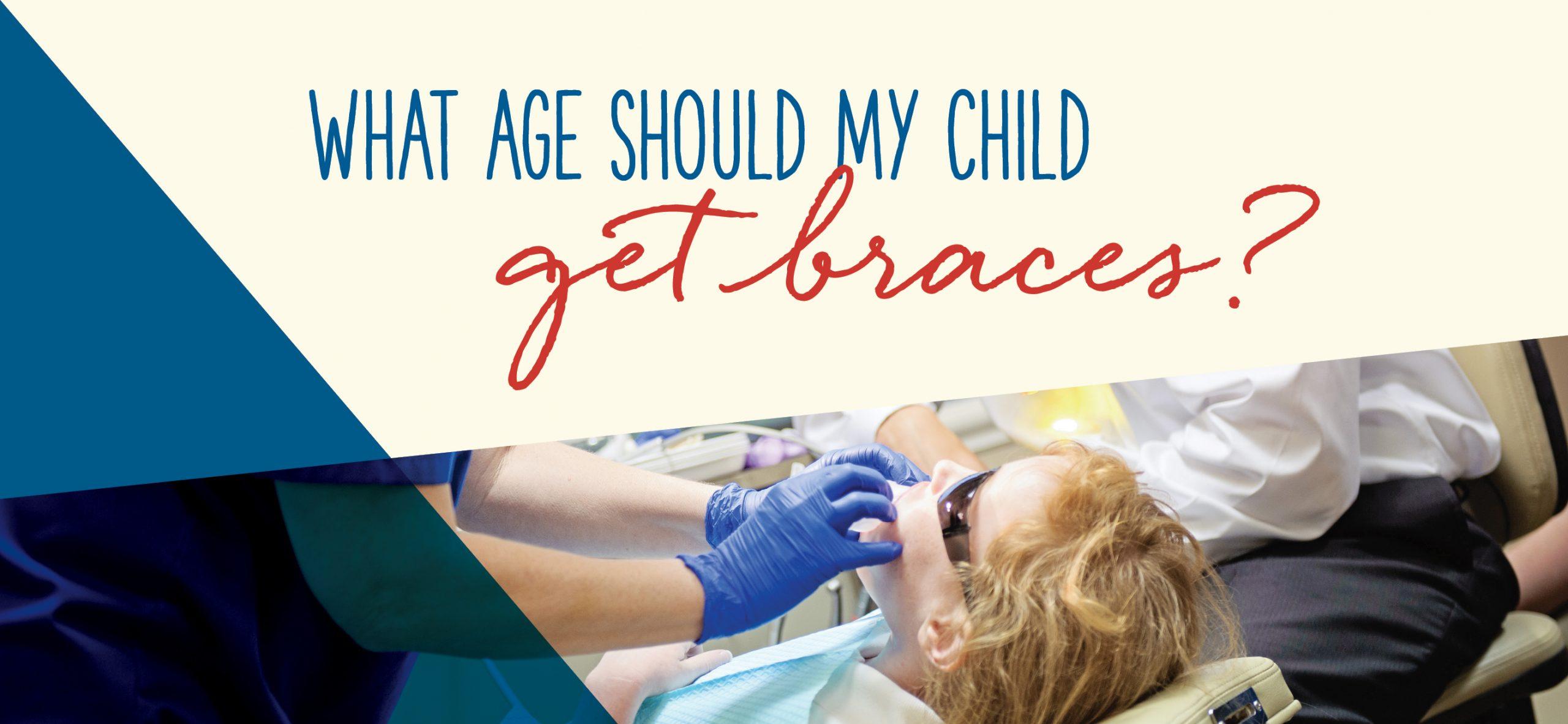 When Should My Child Get Braces?